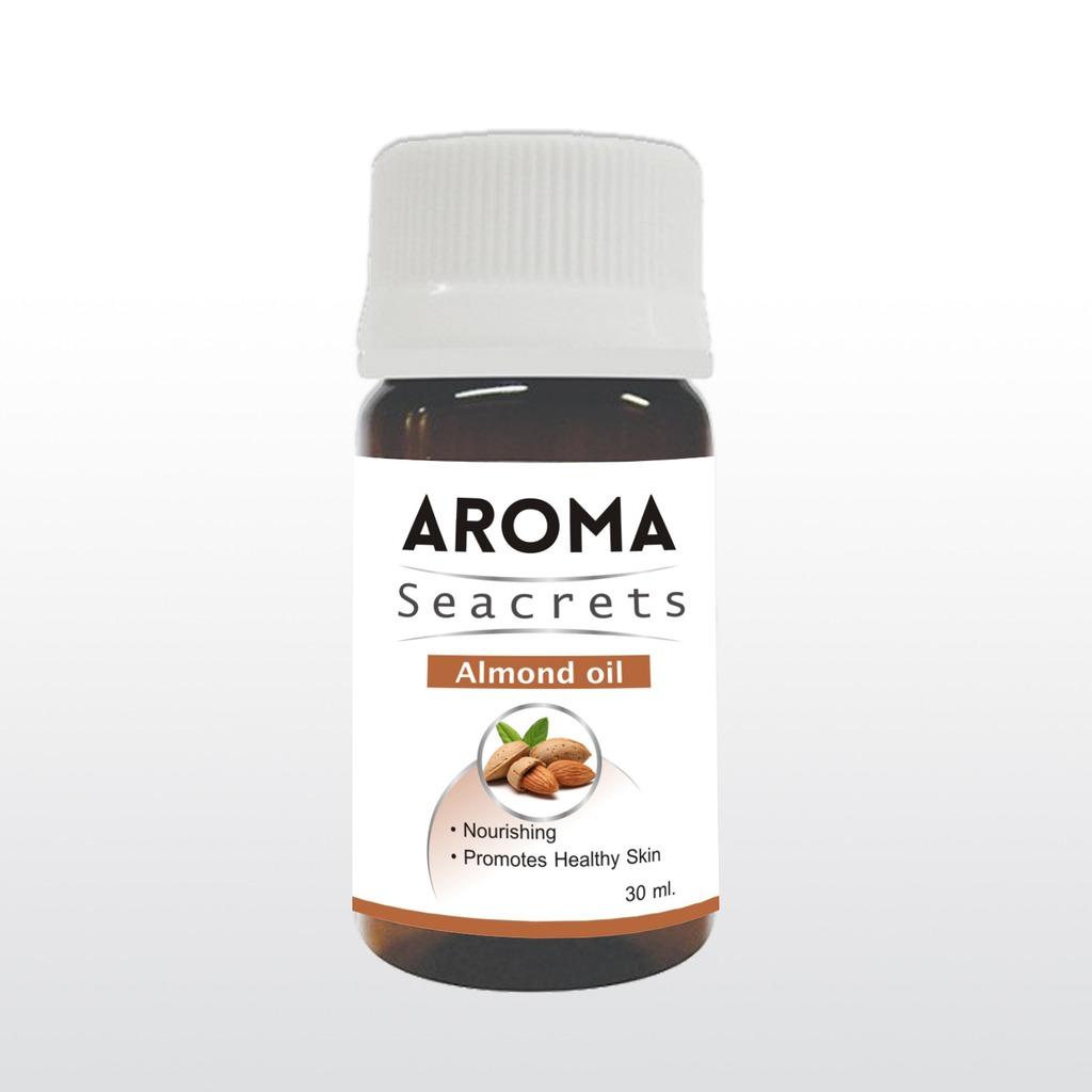 Aroma Seacrets Almond Oil - 30ml