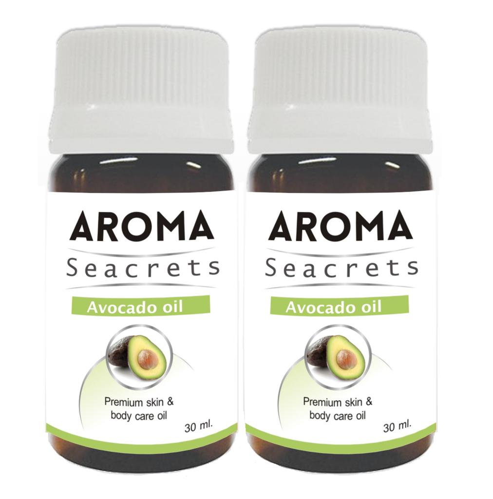Aroma Seacrets Avocado Oil (30ml) - Pack of 2