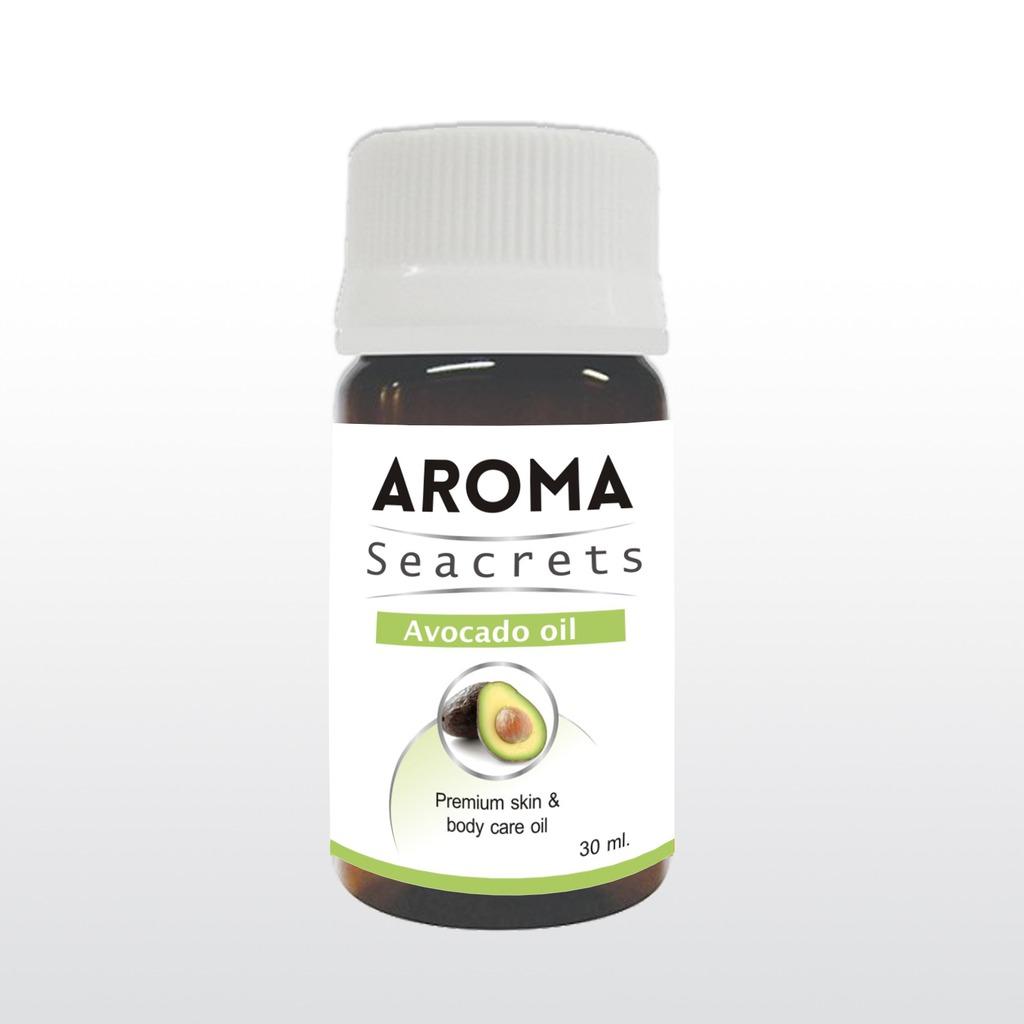 Aroma Seacrets Avocado Oil - 30ml